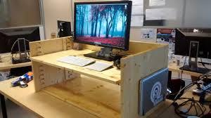 bureau debout assis retour d expérience bureau assis debout linuxfr org