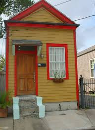 gallery tiny shotgun cottage in new orleans small house bliss
