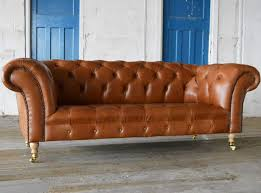 1930 leather chesterfield sofa abode sofas