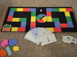diy indoor games the pretty kitty studio diy pizza box learning game