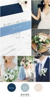 navy dusty blue wedding inspiration anemone bouquet blush