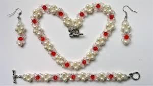 necklace making set images Diy elegant jewelry set easy beading instructions jpg