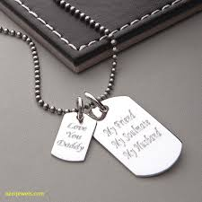 tag necklace mens images Men 39 s dog tag jewelry unique men s sterling silver double dog tag jpg