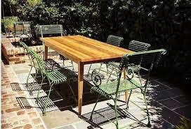 Charleston Outdoor Furniture by Charleston Garden Works U2013 Landrum Tables