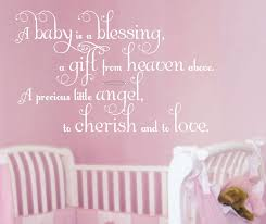 Nursery Sayings Wall Decals Baby Saying Wall Decal Nursery Decor Wall Sticker Rhyme