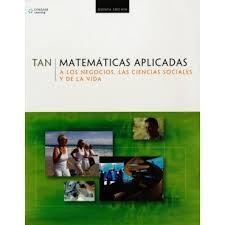 imagenes matematicas aplicadas matematicas aplicadas a los negocios las ciencias sociales y de la