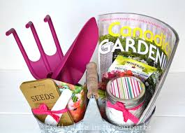 garden gift basket coconut sugar scrub archives a pretty in the suburbs