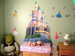 lighten your little girl s room using princess wall decals jen image of disney princess wall decal