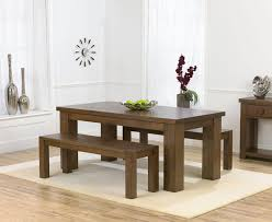 Best 25 Kitchen Table With by Best Oak Benches For Dining Tables Oak Dining Table And Benches