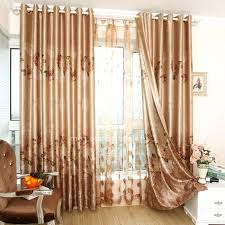noise reducing window shades fancy curtains dragon fly floral