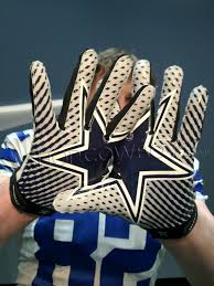 dallas cowboys thanksgiving day nike dallas cowboys player gloves available this fall witten