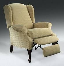 wing back recliner chairs s wing recliner chair slipcover u2013 tdtrips
