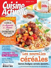 magazine cuisine actuelle cuisine actuelle page 2