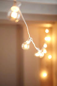 Outdoor Patio String Lights Globe by Stringing Outdoor Patio Lights White Cord Globe String Lights