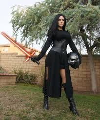 angie griffin as kylo ren cosplay pinterest cosplay sith
