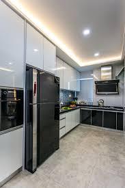 Condominium Kitchen Design by Habitat My