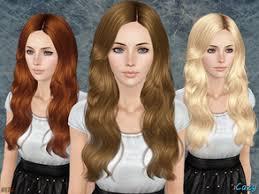 sims 3 custom content hair sims 3 hair sets
