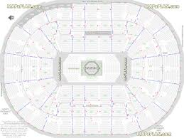 Oregon Convention Center Map by Moda Center Rose Garden Arena Ufc Mma Fights Fully Seated