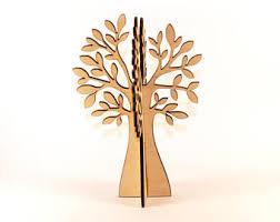 wood tree etsy