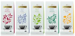 morning tea with stephen twining twinings new pyramid infusers