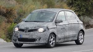 renault twingo 2015 2015 renault twingo spied showing new details