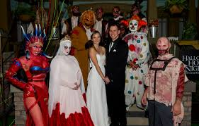 themes of halloween horror nights a halloween horror nights wedding code blak