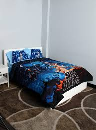 star wars poster full queen comforter hot topic star wars poster full queen comforter hi res loading zoom