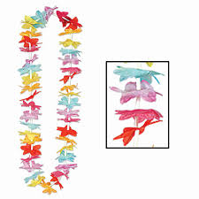party goods wholesale hawaiian party leis wristbands
