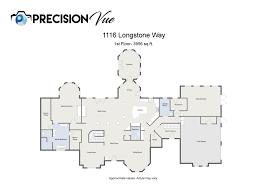 2d floor plans precision vue llc