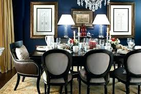 Navy Blue Dining Room Blue Dining Room Navy Rooms Modern Navy Blue Dining Rooms