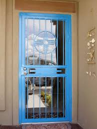 Unique Home Designs Screen Door Home Interior  Exterior - Unique home designs security door