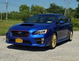 blue subaru gold rims found 4 wildly different subaru wrxs for multiple budgets gear