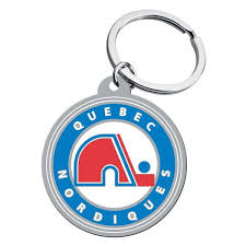 round key rings images Quebec nordiques round key chain mustang wholesale jpg