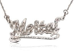 fine name necklace images Personalized jewelry name necklace monogram online name jpg