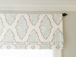 Images Of Roman Shades - faux fake flat roman shade valance your choice of fabric