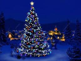 the of tree lighting carols cocoa