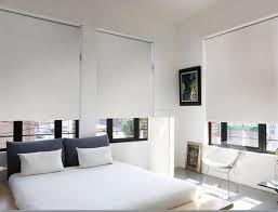 Roller Blinds Bedroom by The 25 Best Blockout Blinds Ideas On Pinterest Modern Roller