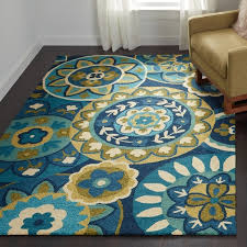 Couristan Outdoor Rugs Hooked Couristan Covington Rip Tide Green Indoor