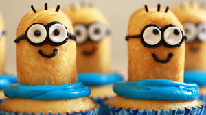 despicable me minion cupcakes nerdy nummies youtube