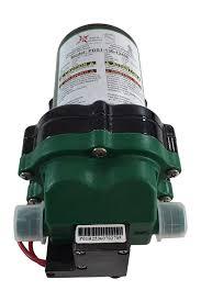 travel trailer water pump amazon com wfco artis new pds1 130 1240e 12 volt 12v rv camper