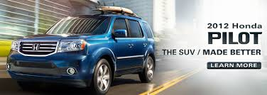 2012 honda pilot gas mileage 2012 honda pilot debuts with sleek look improved fuel economy