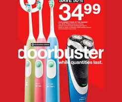 target black friday philips lights 34 99 philips sonicare 2 series plaque control power toothbrush