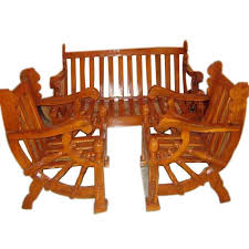 wooden set wooden furniture wooden sofa set manufacturer from saharanpur