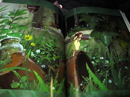 art borrower arrietty studio ghibli book otaku