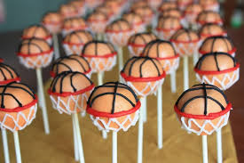 basketball and football cakes ideas 21496 cake pop courtne