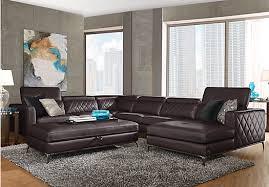 Sectional Living Room Sets Sale 2 087 00 Sorrento Black Cherry 5 Pc Sectional Living Room