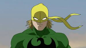 Iron Fist Halloween Costume Image Iron Fist Png Ultimate Spider Man Animated Series Wiki