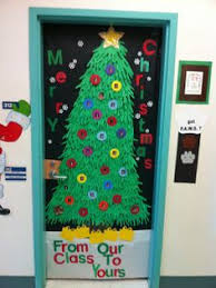 Classroom Door Christmas Decorations Christmas Classroom Themes U2013 Festival Collections