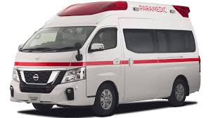 nissan van nv350 nissan imagines new ambulance electric delivery van in tokyo