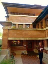 panoramio photo of hidden entrance robie house frank lloyd